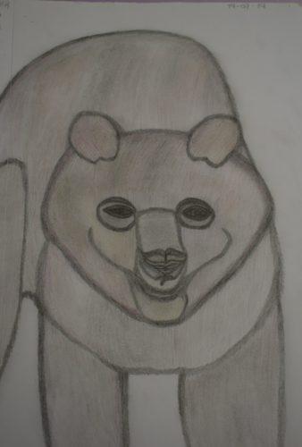 Wild Bear by Melissa Hamilton