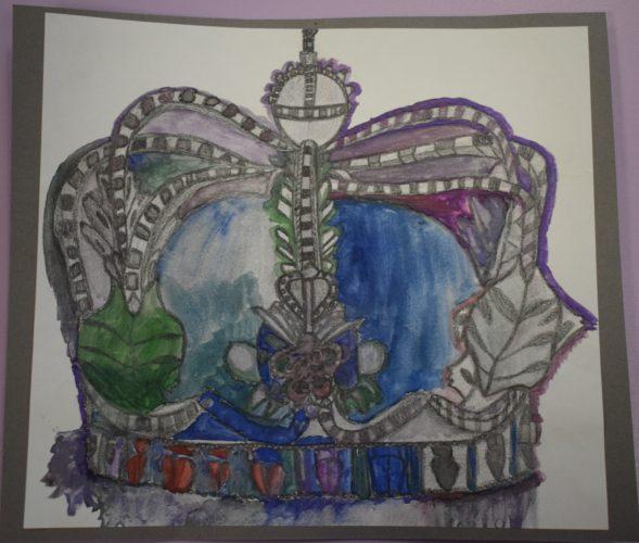 Queen's Crown by Melissa Hamilton