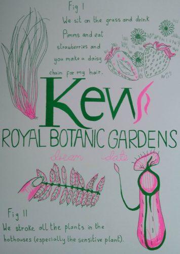 Kew Royal Botanic Gardens Dream Date
