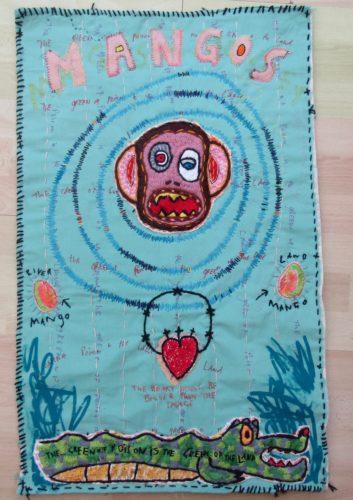 Mangos For Monkey. by Anthony Stevens