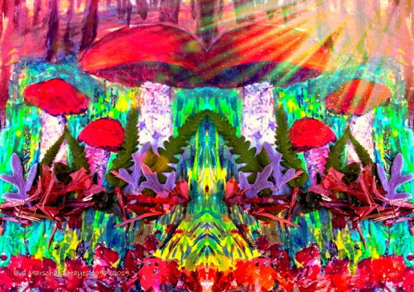 shing wood by Surreal and Psychedelic
