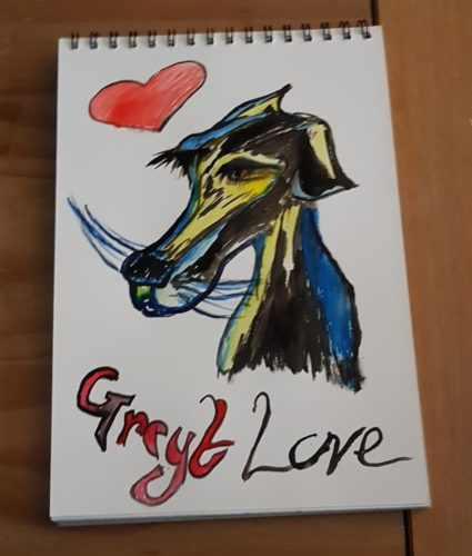 Greyt Love by VicTOONia