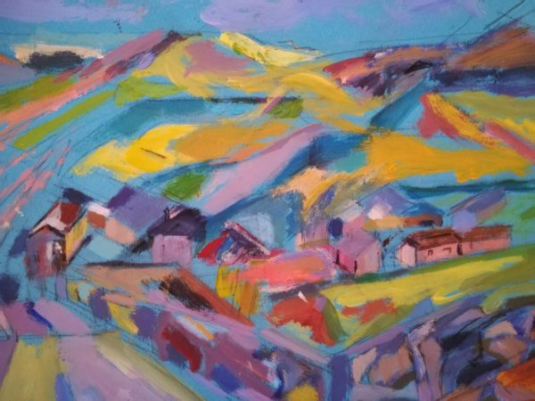 Dales-Landscape by Kate Adams