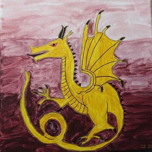 Draig Glyndwr by Ashes To Ashes