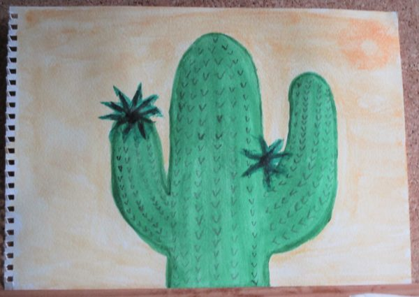Cactus by My art unfolding