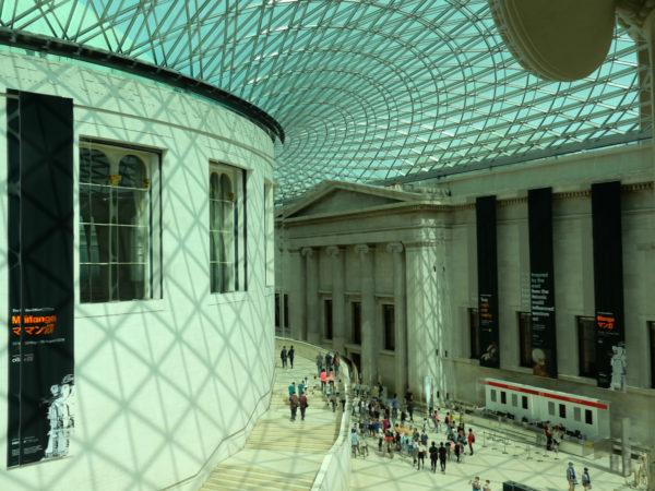 BM central  atrium by William Phillips 2