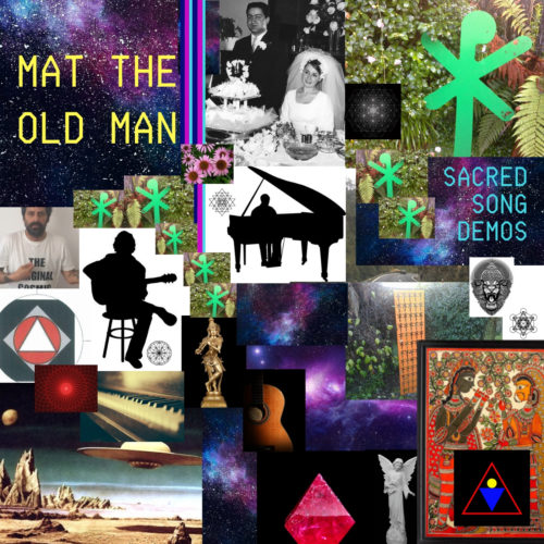 SACRED STAR SONGS 1 by MAT THE OLD MAN
