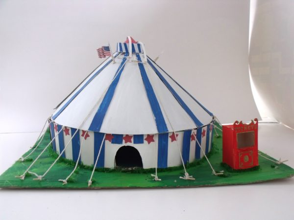 Big Top by Lewis C