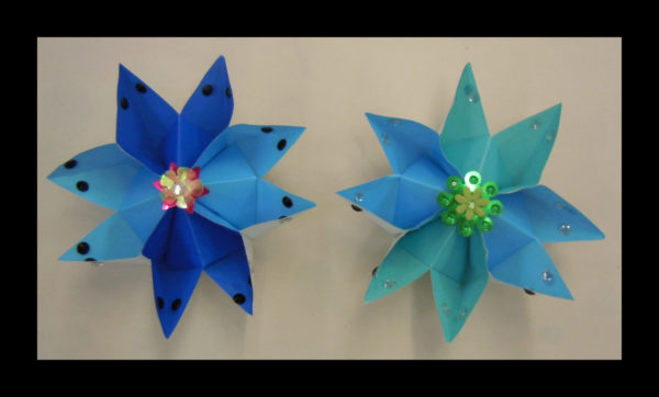 2 flowers by JohnWalsh