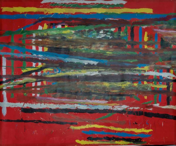 Beautiful abstract art by Siddharth Gadiyar