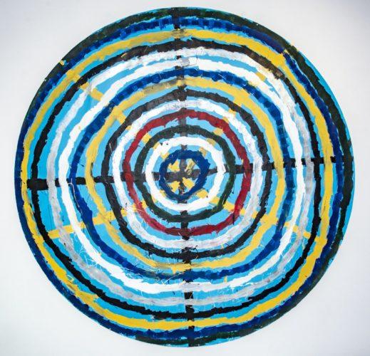 Mandala art by Siddharth Gadiyar