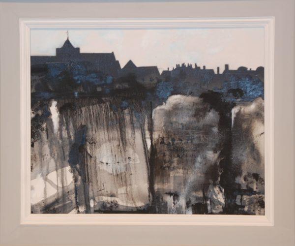 Rye Dusk by Gail Britt