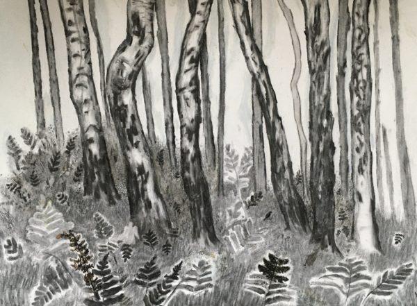 Riffa Wood by Yvette