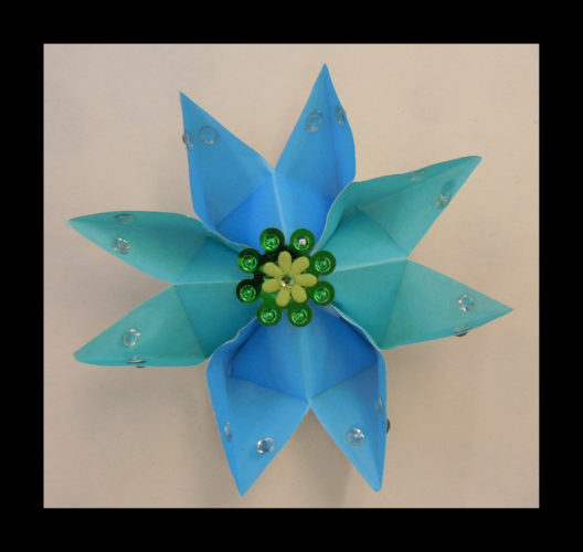 1 blue by JohnWalsh