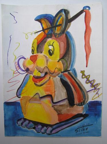 bunny by Silke Wolff