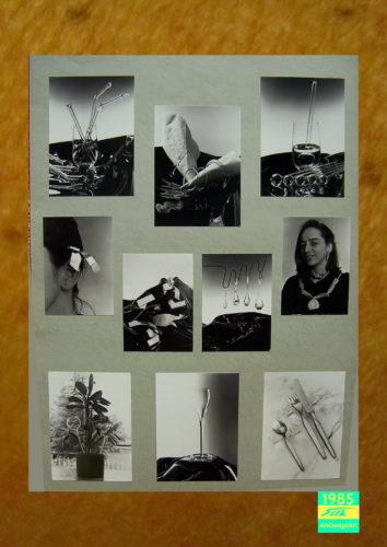 study aptitude test portfolio by Silke Wolff