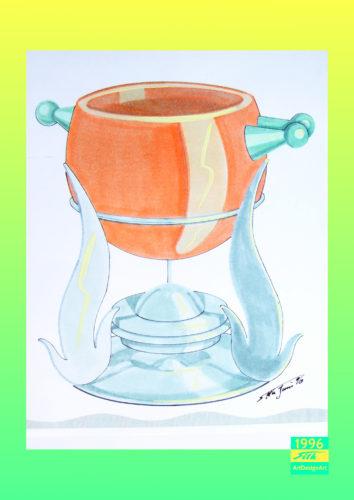 fondue by Silke Wolff