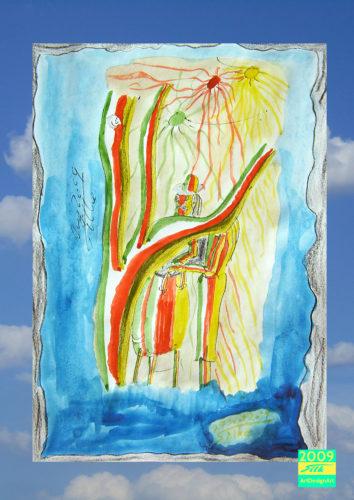 rasta by Silke Wolff