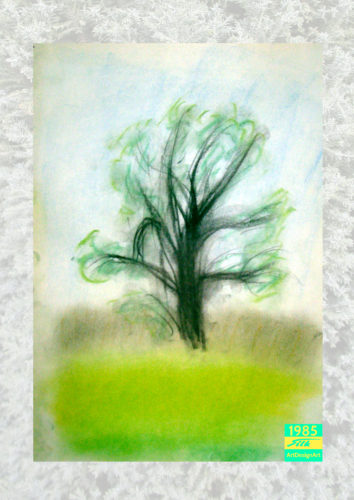 tree by Silke Wolff