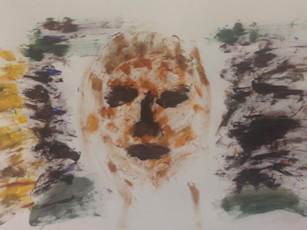 Grief 2 by Rebecca Buckley (Beccaartist)