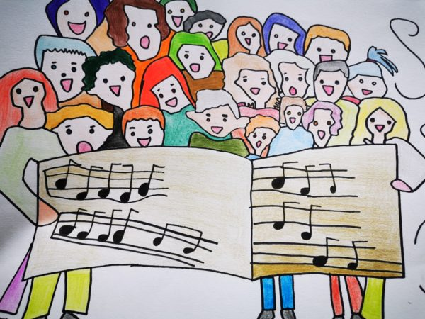The Choir by Charlotte Chivers