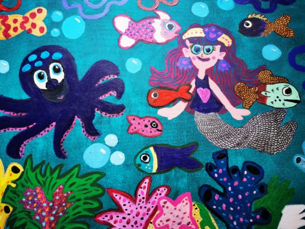 under the sea by Sadie