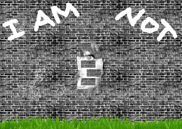 I Am Not by Helen Nelson