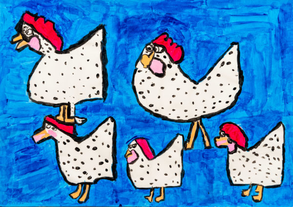 The Hen Party by Phillip Knight