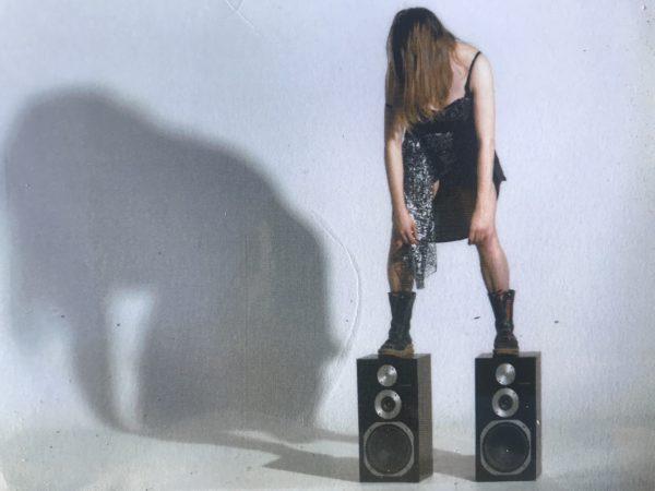 Speaker feet by Samantha Sugars