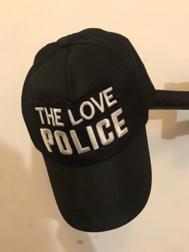 One of the hats