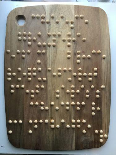 CHEESE board by Clarke  Reynolds