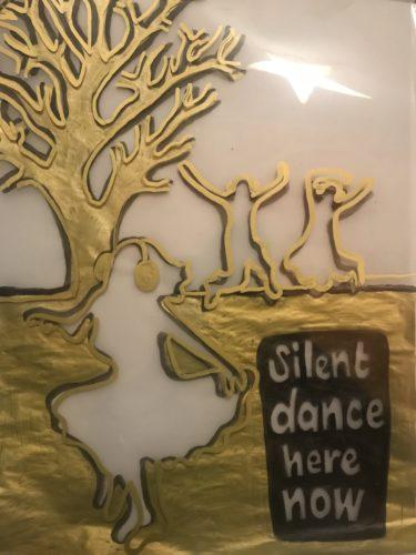 Community dance workshop design process by Samantha Sugars