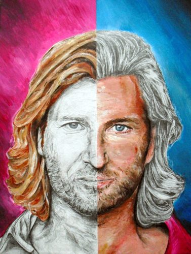 Robbie Savage by Lucy Price