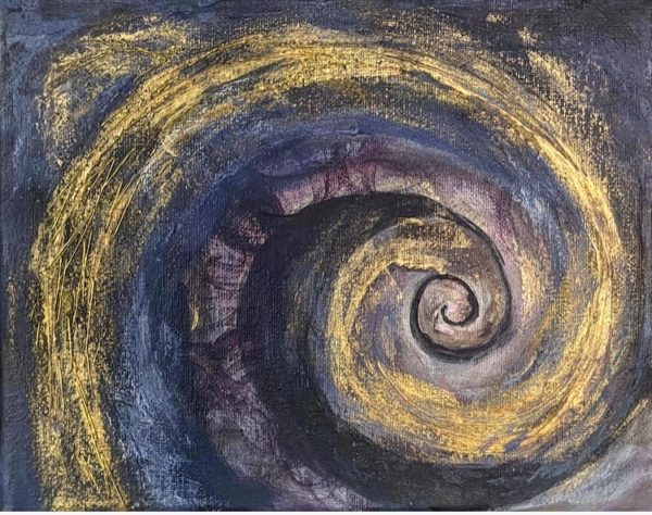 Golden Spiral by Michelle  Rodrigues