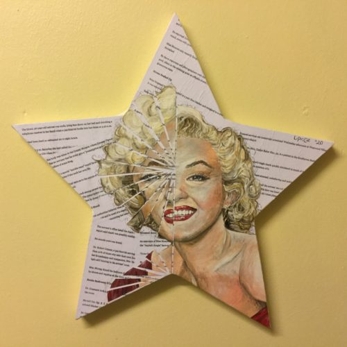 Marilyn – a broken star by Lucy Price