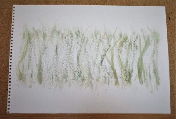 Grass by My art unfolding