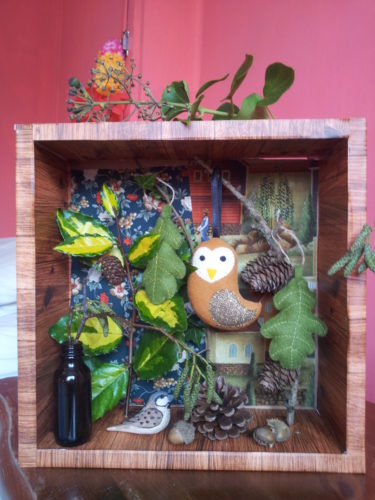 Birdhouse In Your Soul by sophie harris