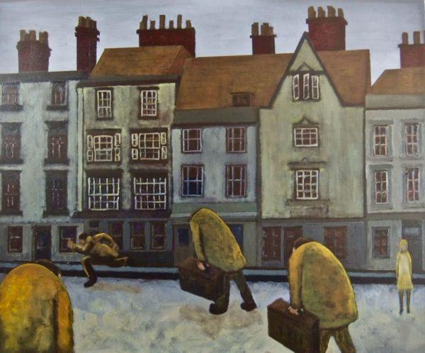 Broad Street, Oxford by John Taylor