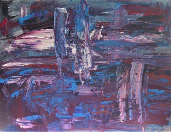 Hiraeth Am Heddwch II by Ceridwen Powell