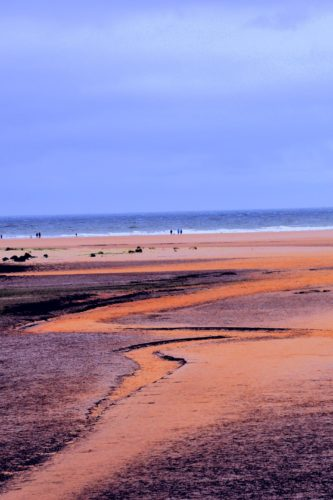 Holkham Beach to Sea by REaD Rhymes