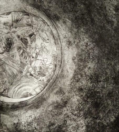 Porthole by Lauren Saunders