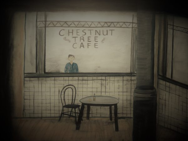 ChestNut Tree Cafe by Christoph Christophel