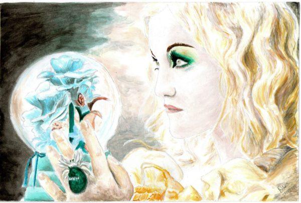 Looking Inside a Fairytale by Lorna-Belle Harty