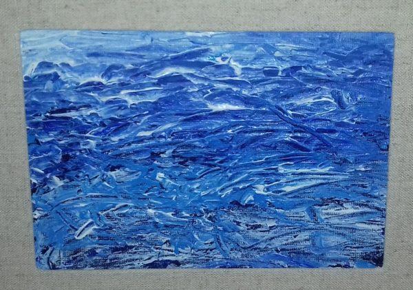 Angry Sea by Evesy