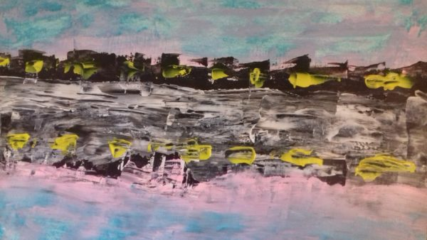 City Reflection by Evesy