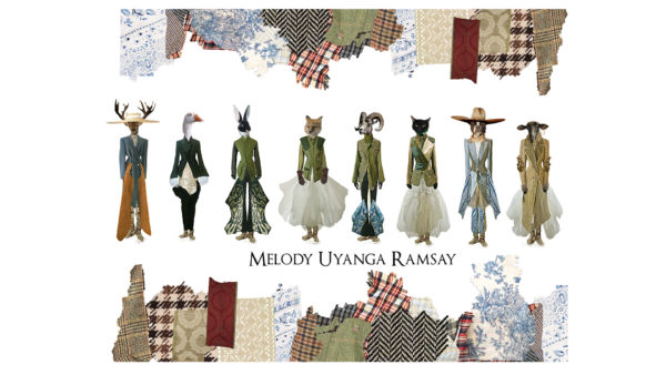 Graduate Collection Line Up by Melody Uyanga Ramsay