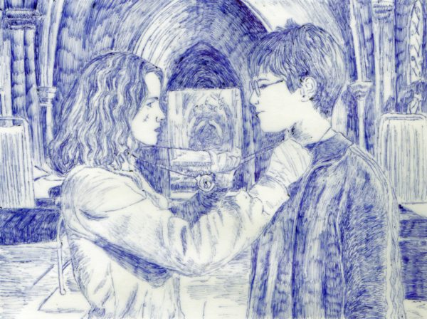 The Time Turner by Lorna-Belle Harty