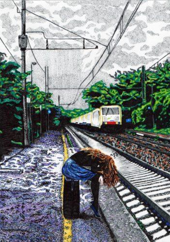 Uncertainty. by Lorna-Belle Harty