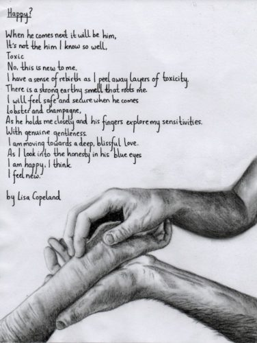 Illustrated Poem 4 by Lorna-Belle Harty