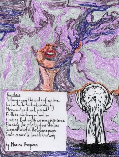 Illustrated Poem 8 by Lorna-Belle Harty
